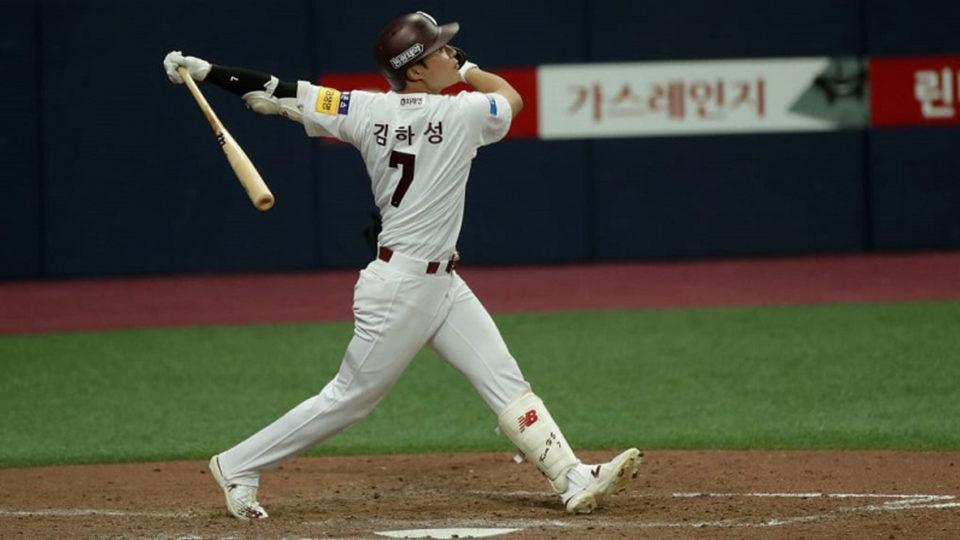 韓国人遊撃手キム・ハソン 5年以上の長期契約ゲットか