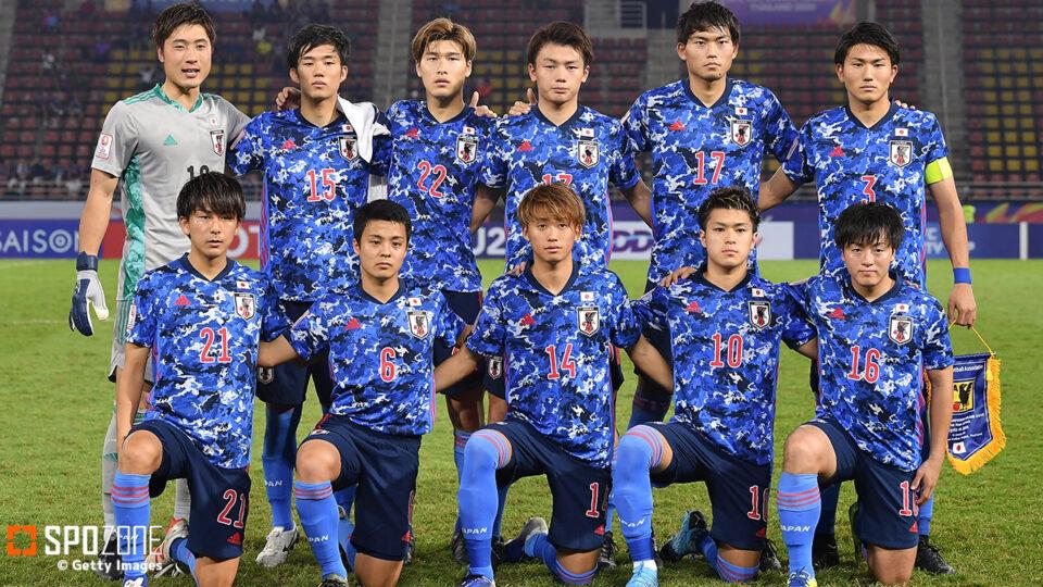 久保、堂安、三苫が選出!U-24日本代表メンバー23名を発表