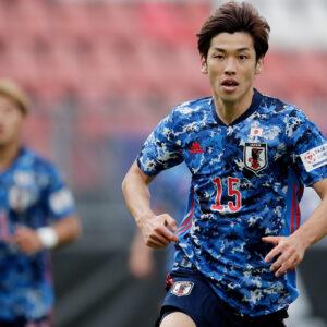 日本代表23名を発表