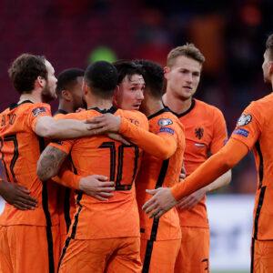 オランダが大会初勝利