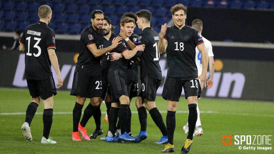 奇襲成功のドイツが3ゴール快勝!好調イタリアは2発完封で上々の白星スタート!