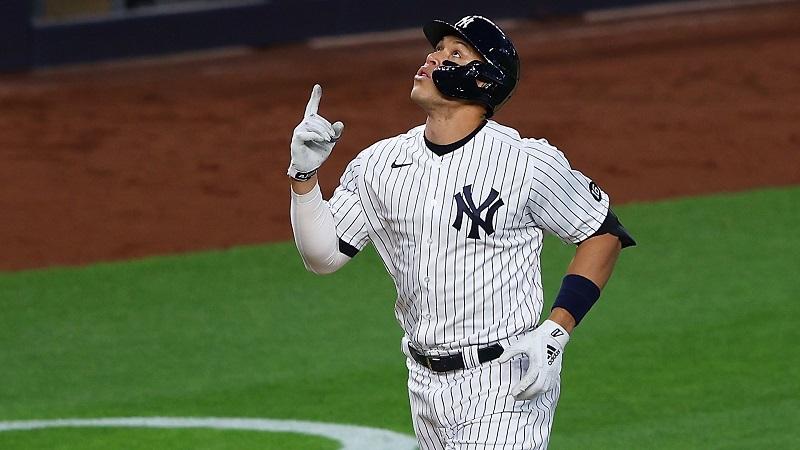 ヤンキース大勝 ジャッジが満塁弾含む2発、コール12K