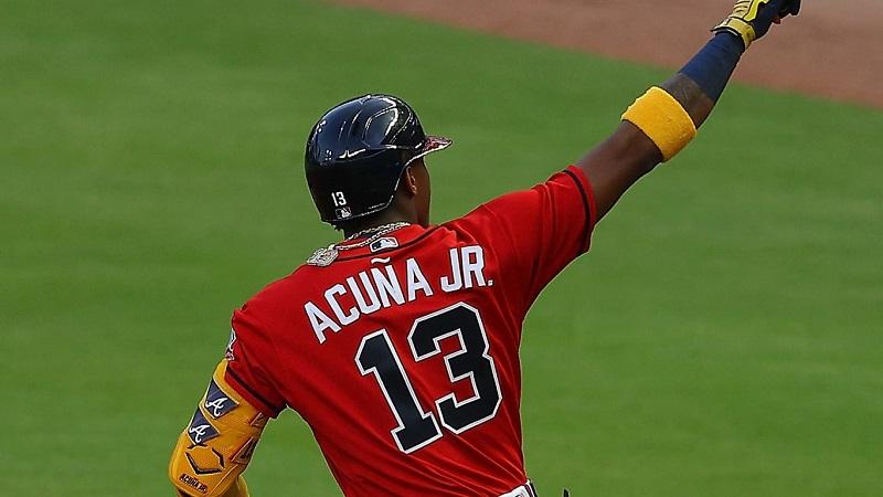 ブレーブスが20得点で大勝 2満塁含む7本塁打は史上初