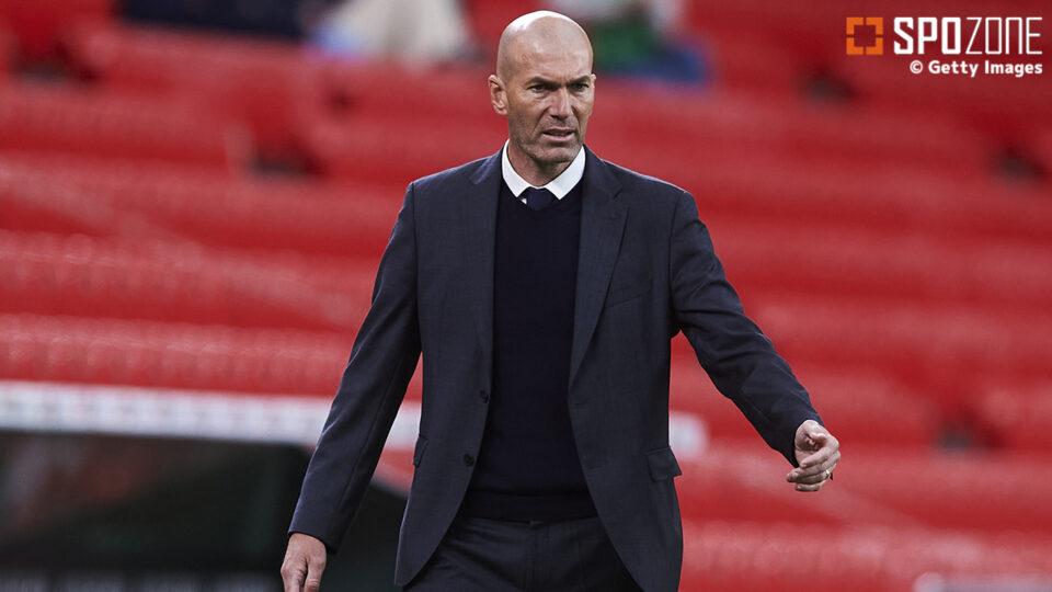 ジダン監督が今シーズン限りで退任を表明…レアルが後釜探しに着手