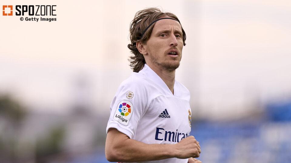 レアルで在籍10年目へ…モドリッチが2022年まで契約延長!