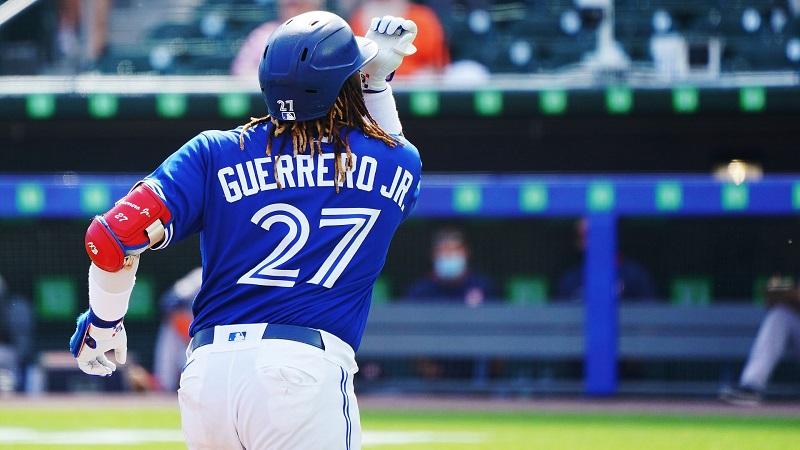 ゲレーロJr.がメジャー最多の18号 3安打2打点の活躍