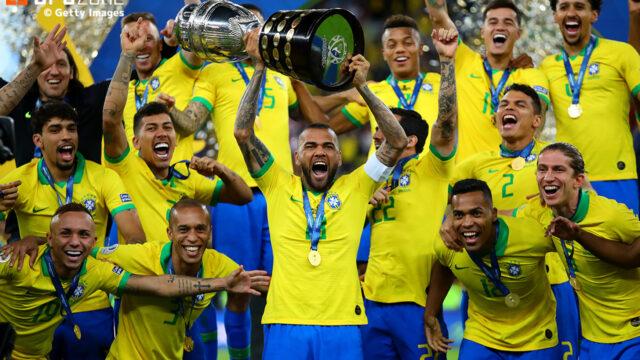 開催が危ぶまれていたコパ・アメリカ…ホスト国を前回王者ブラジルに変更!
