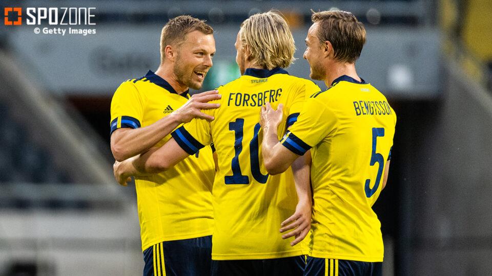 好調スウェーデンが公式戦5連勝!ロシアは完封勝利でEUROに弾み
