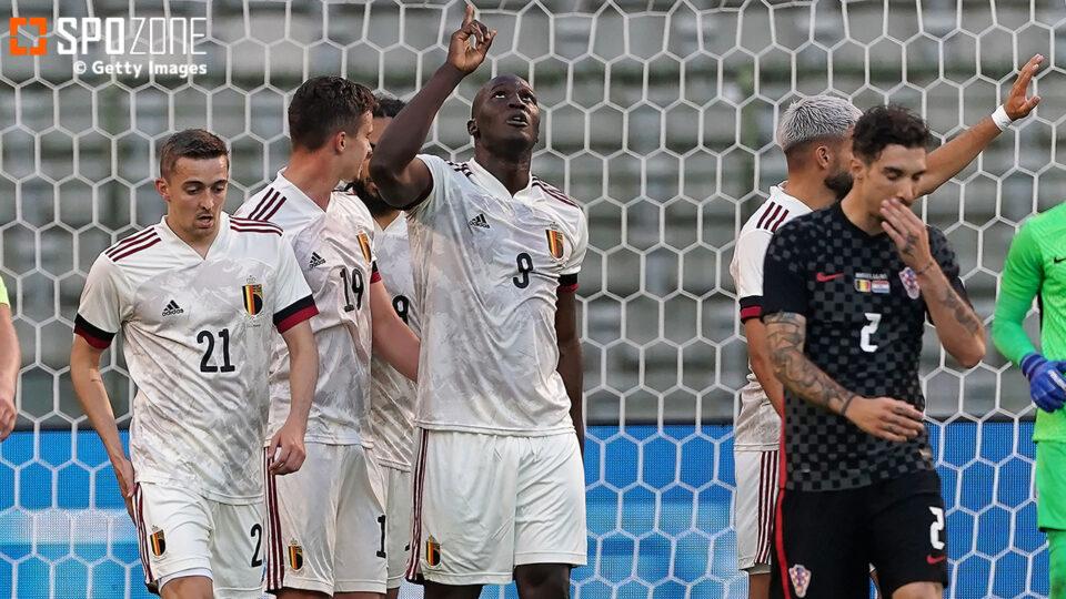 ベルギーがルカク決勝弾で強豪クロアチアに勝利!ハーランド沈黙のノルウェーはギリシャに惜敗