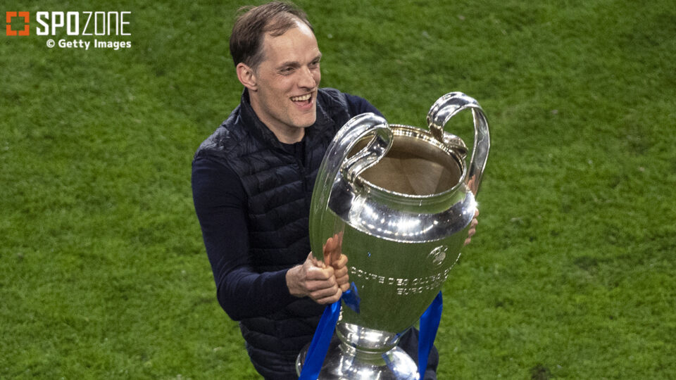 チェルシーがトゥヘルと2024年まで契約延長!就任半年でCL制覇&FAカップ準優勝を果たす
