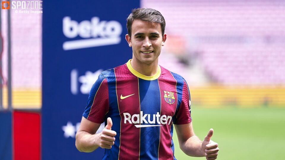 E・ガルシアがバルセロナ移籍!アグエロに続きマンCから今夏2人目