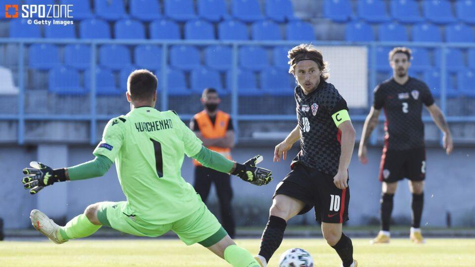 クロアチアやポーランドが得点力不足を露呈…親善試合で痛み分けのドロー