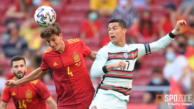 スペインとポルトガルの好カードはスコアレス!好調イタリアは圧巻の4発快勝