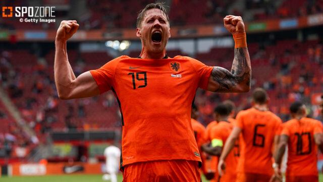 オランダやイングランドがホームで躍動!完封勝利でEUROに弾み