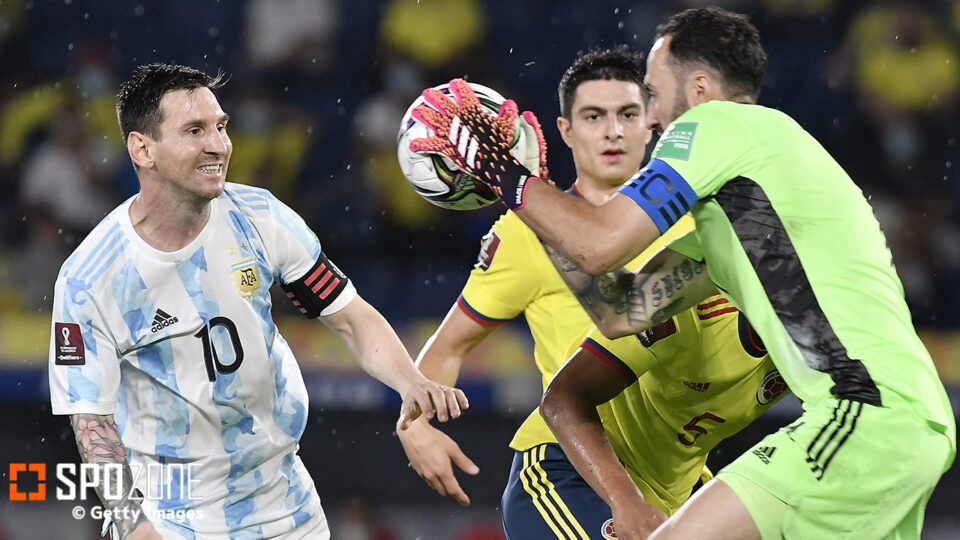 アルゼンチンが2点差追い付かれコロンビアとドロー…攻撃陣沈黙のウルグアイは3戦連続ノーゴール
