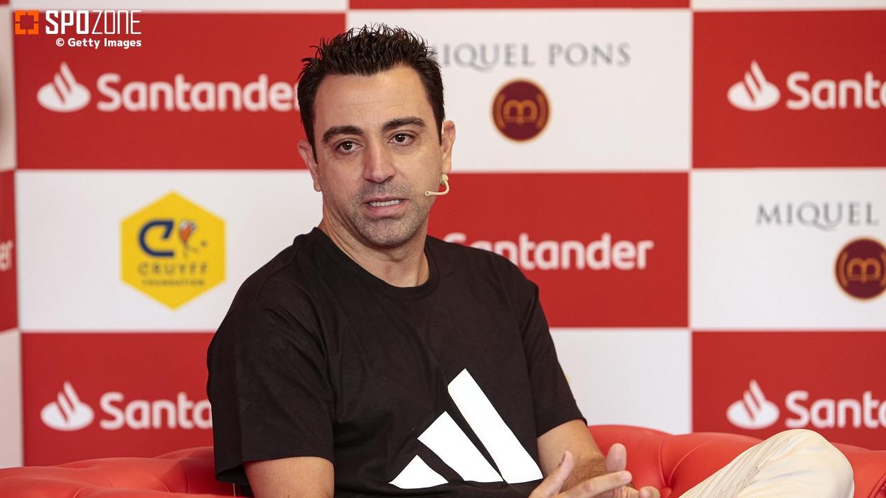 チャビが将来的なバルセロナ復帰を望むも…来シーズンの就任は否定「連絡は来ていない」