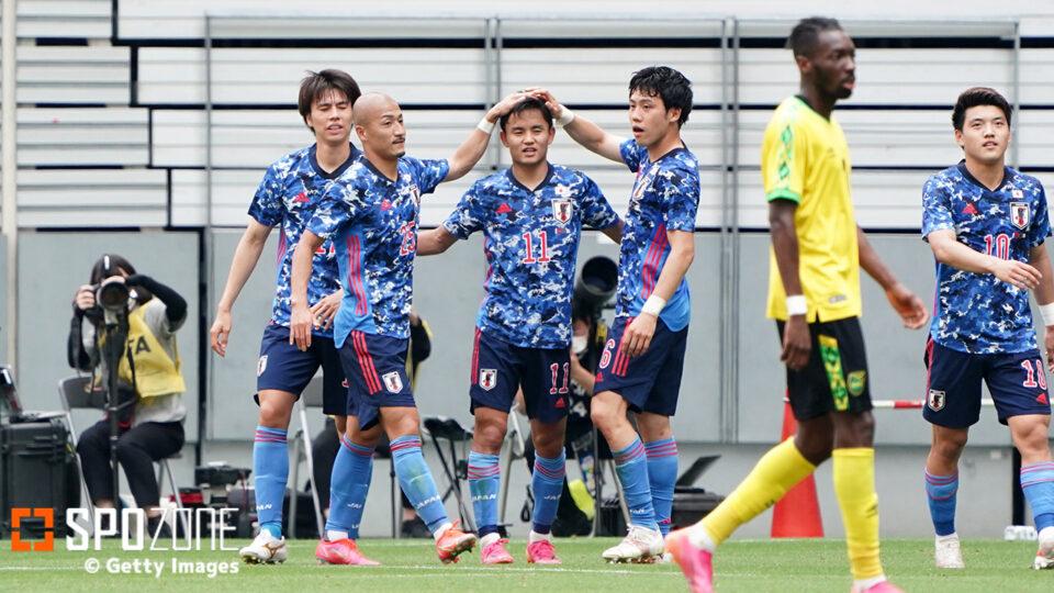 久保建英や堂安律がゴール!U-24日本代表がジャマイカに4発圧勝!