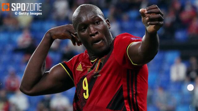 エースのルカクが2ゴール!EURO優勝候補ベルギーが初戦で3発快勝!